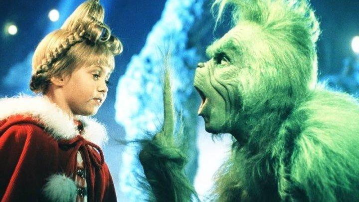 Гринч похититель Рождества 4k UltraHD(2000) фэнтези, кинокомедия