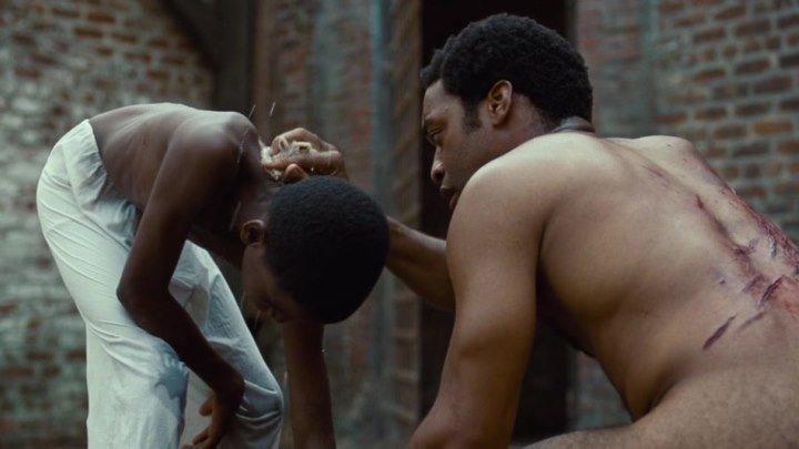 12 лет рабства. Драма биография исторический