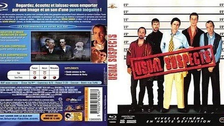 Подозрительные лица HD(1995) 1080p.Триллер,Драма,Криминал,Детектив
