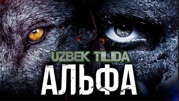 Alfa (Uzbek tilida treyler) 2018