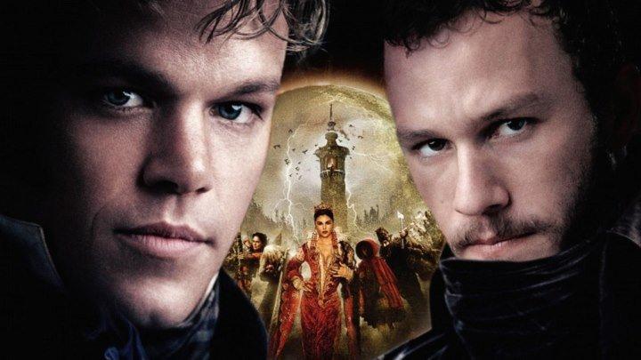Братья Гримм (The Brothers Grimm). 2005. Приключения, триллер, фэнтези