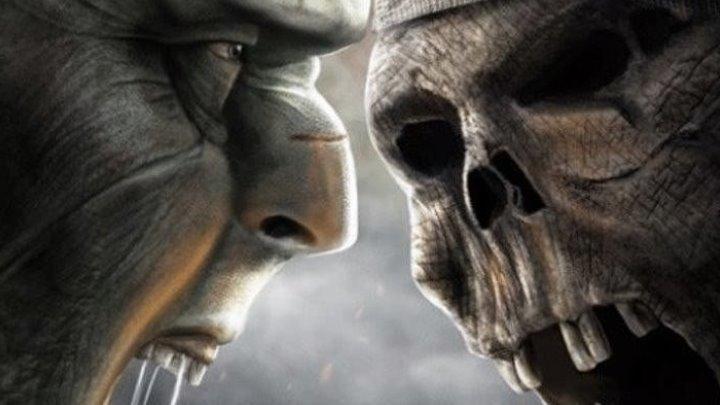 Франкенштейн против мумии.триллер, ужасы