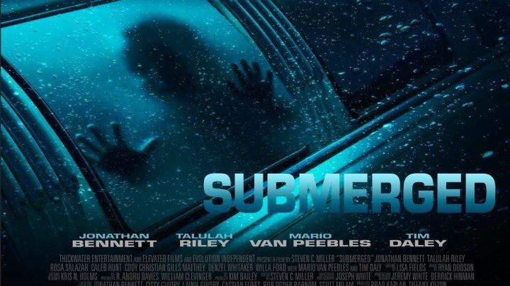 Под водой HD(боевик, триллер)2017