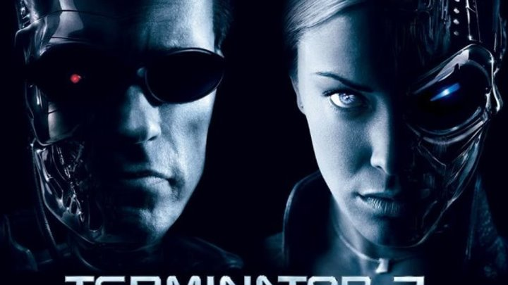 Терминатор 3. Восстание машин. (2003) HD фантастика, боевик