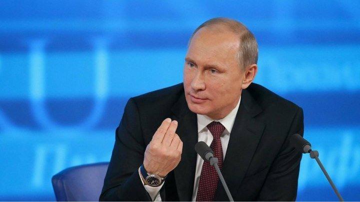 01.03.18 Сенсация!Путин показал новейшие разработки России на весь мир