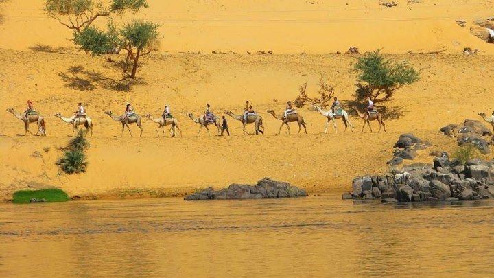 Нил река царей