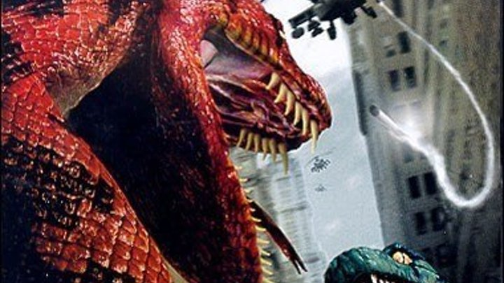 Змеиная битва (2004)Жанр: Ужасы, Фантастика, Триллер.
