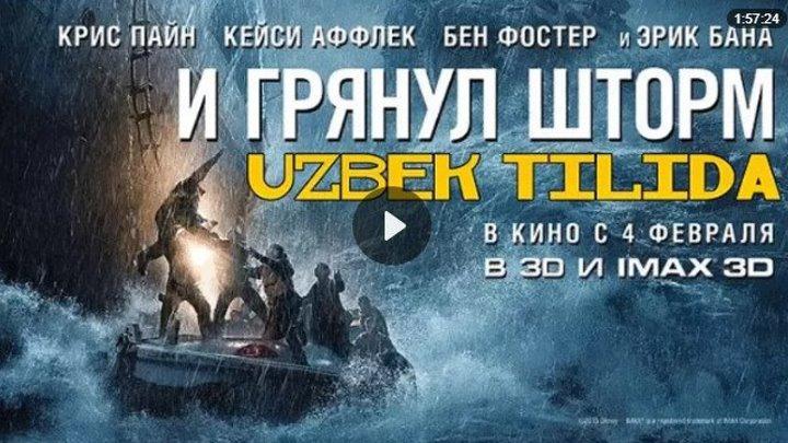 Bo'ron Tajovuzi (uzbek tilida) 2016 HD