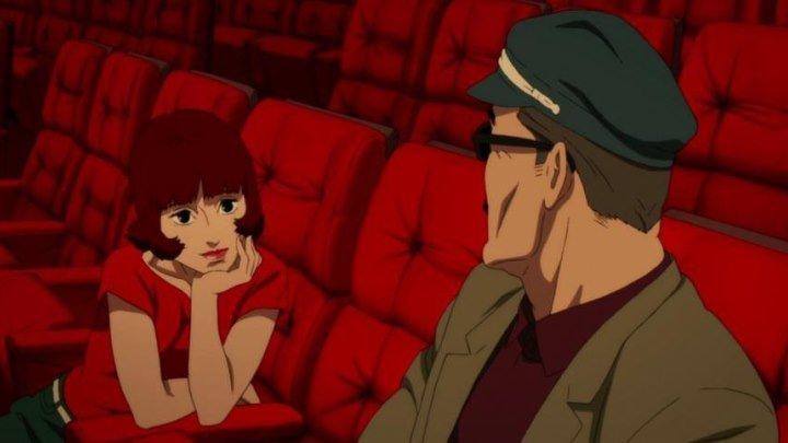 Паприка (2006) мультфильм, фантастика, детектив