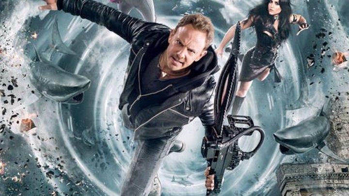 Акулий торнадо 5 Глобальное роение (2017) Ужасы, Фантастика