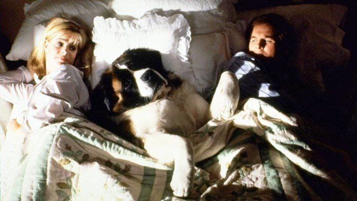 Бетховен(1992)Драма, Комедия, Семейный.
