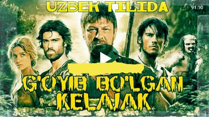 G'oyib bolgan kelajak (Uzbek tilida) HD