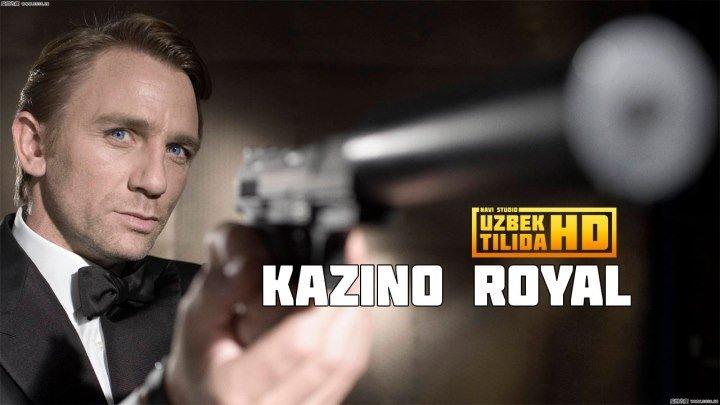 Kazino Royal / Казино Роял (Uzbek Tilida HD)
