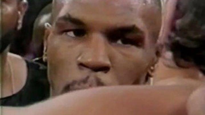 """""""Железный"""" Майк Тайсон против Питера МкНэли. 1995 год"""