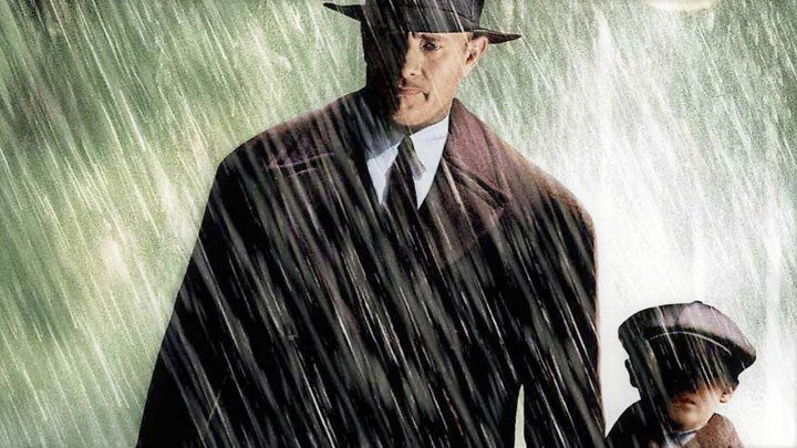 Проклятый путь (2002) драма криминал триллер HD звук ©