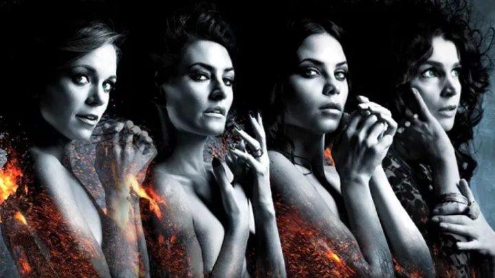 Ведьмы Ист-Энда (2013) сериал 1 сезон 6 серия