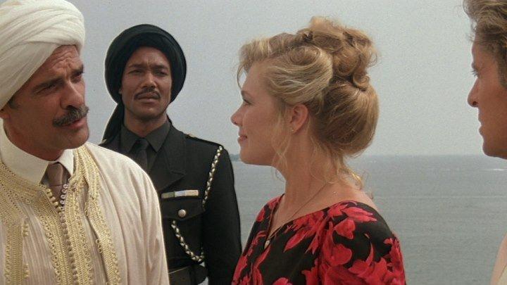 ЖЕМЧУЖИНА НИЛА 2 1985 DVD HDRip ПРИКЛЮЧЕНИЯ КОМЕДИЯ БОЕВИК