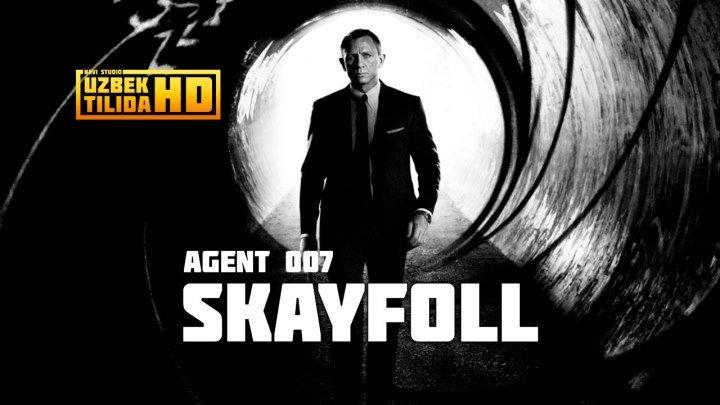 Skyfoll Agent 007 / Скайфолл Агент 007 (Uzbek Tilida HD)