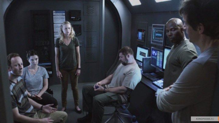Капсула / The Tank (2017) триллер