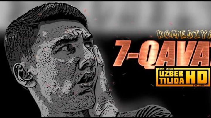 Yettinchi qavat / Еттинчи Кават (Uzbek Kino HD) Komediya
