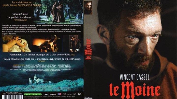 Монах .Ужасы, Триллер, 2011..Франция, Испания.