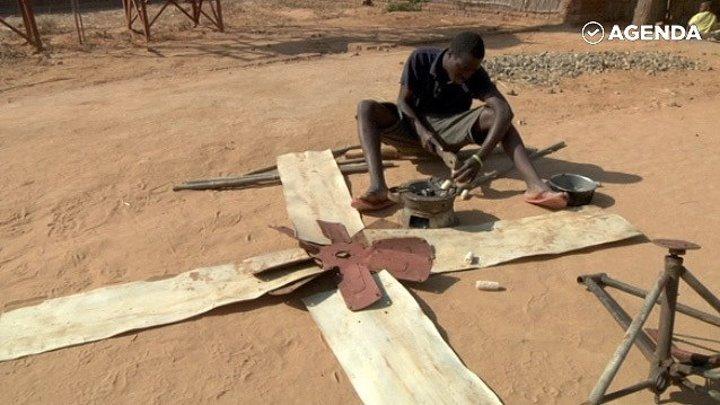 Подросток спас деревню