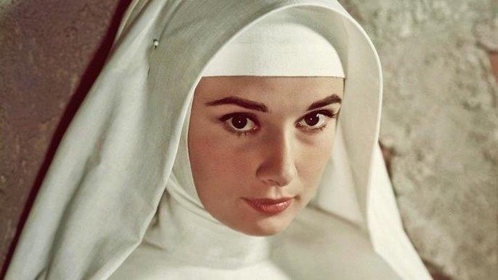 История монахини (драма на реальных событиях с Одри Хепберн) | США, 1959