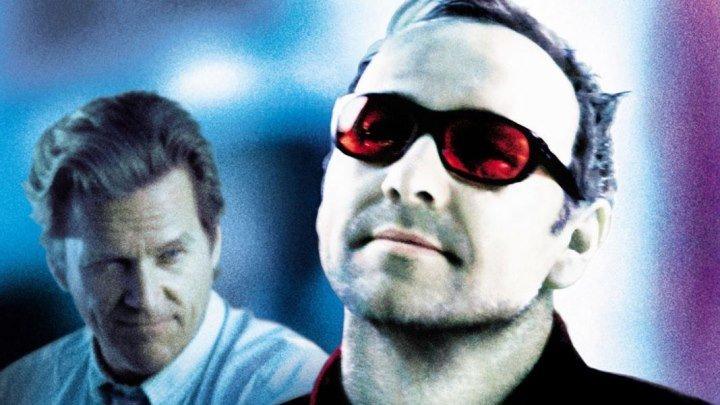 Планета Ка-Пэкс (K-PAX). 2002. Детектив, драма, фантастика