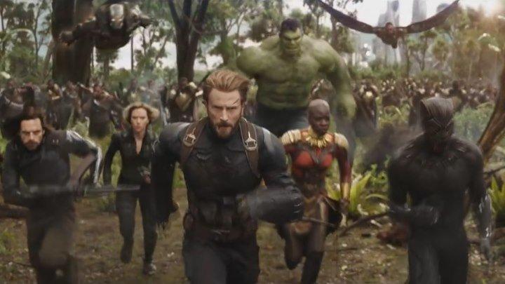 Мстители 3 Война бесконечности – Русский трейлер