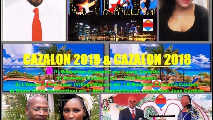 """""""CAZALON 2018"""" mузыка mp3; продается во всем мире: яндекс музыка, aмазонки, в iTunes.яблоко, zvooq, deezer, магазин приложений, itunes, play-google...:"""