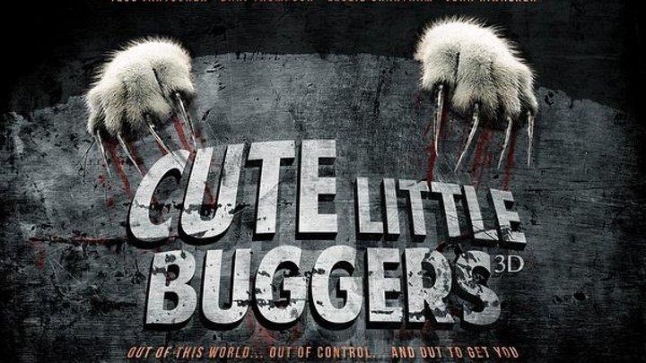 Маленькие милые твари HD(ужасы, комедия)2017