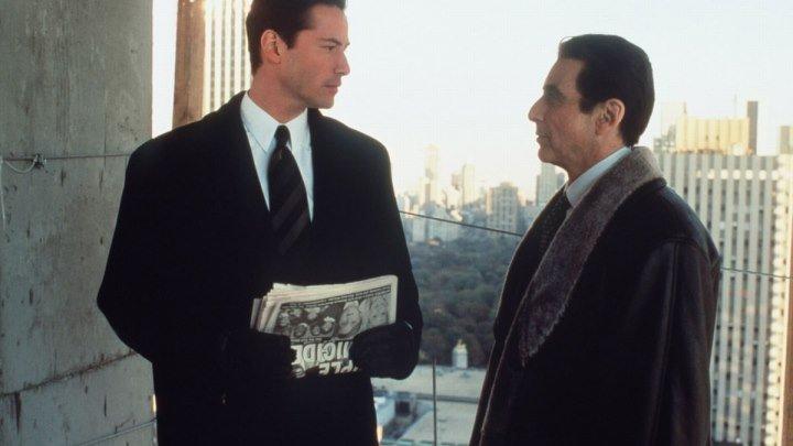 Адвокат дьявола. триллер, драма, детектив, ...
