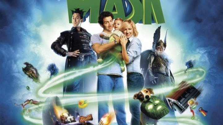 Сын маски (2005)Жанр: Фэнтези, Комедия, Приключения, Семейный.