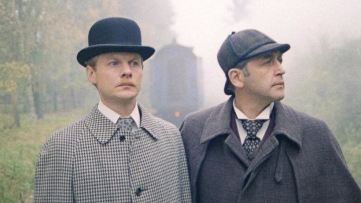 "Х.ф. ""Шерлок Холмс и доктор Ватсон"". 1 серия. Знакомство.1980 г."