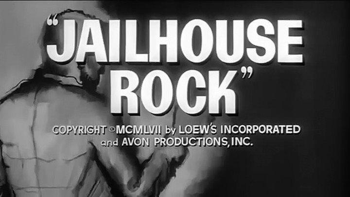 ELVIS PRESLEY - JAILHOUSE ROCK   USA TRAILER (METRO-GOLDWYN-MAYER. 1957)