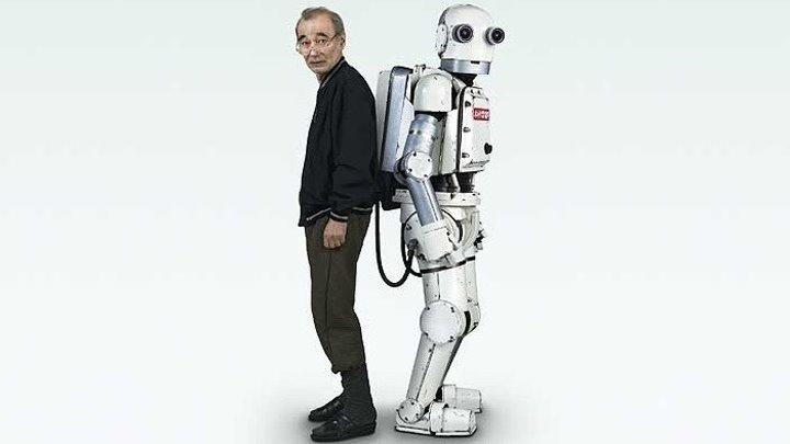 Робот Джи HD(2012) 720р.Драма,Комедия