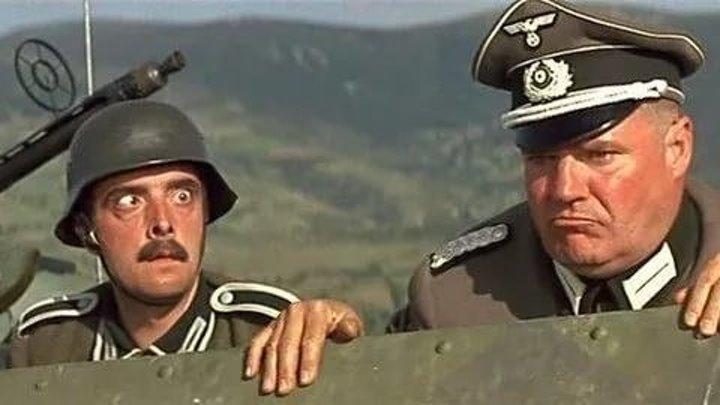 Большая прогулка. комедия военный