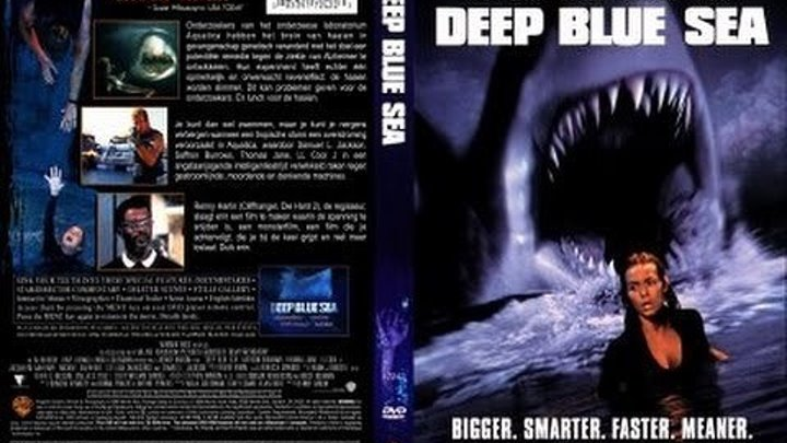 Глубокое синее море (2000) Страна: США