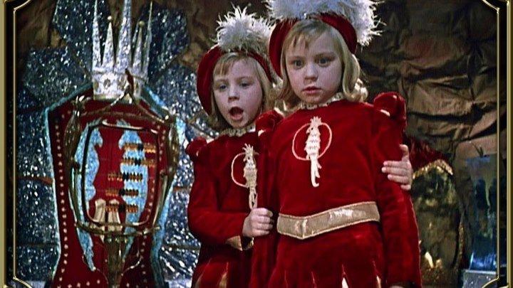 Королевство кривых зеркал. Полная версия. Смотреть старую, добрую, советскую фильм - сказку для детей онлайн!