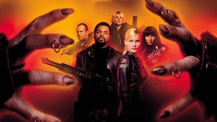 Призраки Марса (2001) ужасы, фантастика, боевик (HD-720p) MVO Айс Кьюб, Наташа Хенстридж, Джейсон Стэтхэм, Пэм Гриер, Клеа ДюВалл, Джоанна Кэссиди, Лайам Вейт