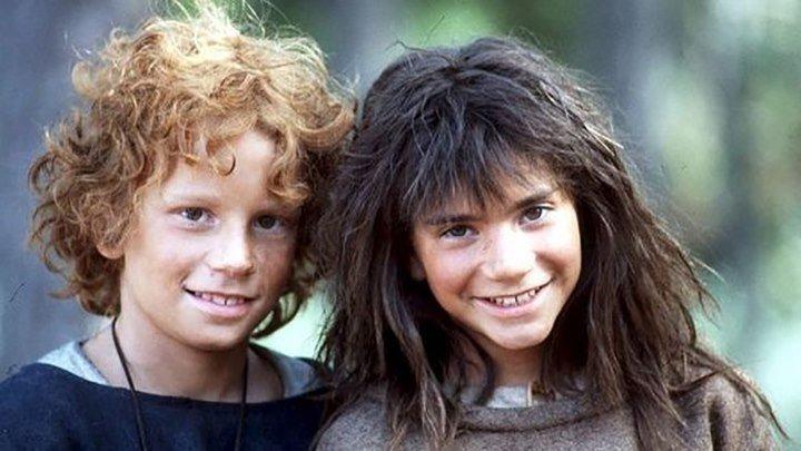 Ронья, дочь разбойника (семейный приключенческий фэнтези по произведению Астрид Линдгрен) | Швеция-Норвегия, 1984