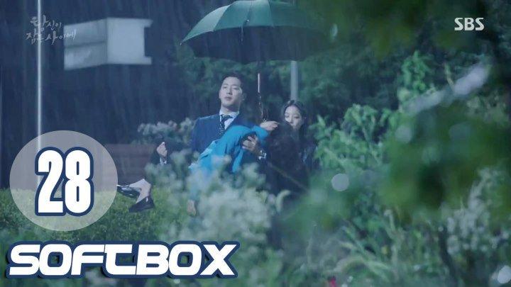 [Озвучка SOFTBOX] Пока ты спала 28 серия