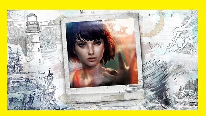 Life Is Strange épisode 4 Dark Room - Le Film Complet En Français (filmgame)