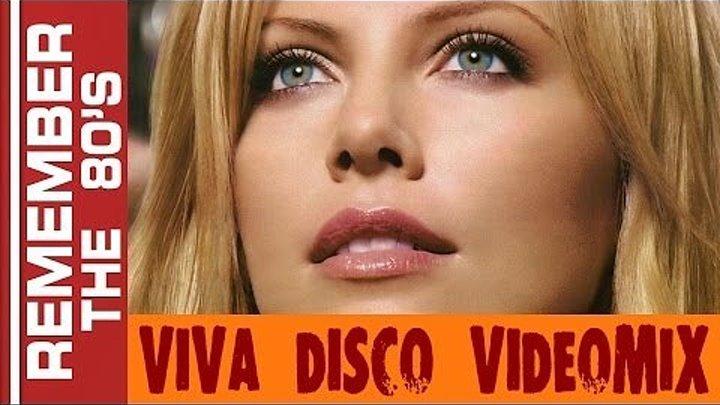 Дискотека 80-х - Зарубежные клипы (Joy, ABBA, Modern Talking, BBB, Madonna и др)