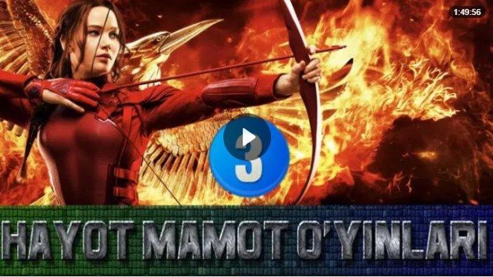 Hayot Mamot O'yinlari 3 (Uzbek tilida)