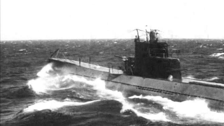 Подводная лодка Т-9. 1943 год