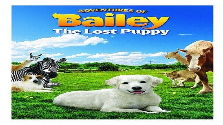 Приключения Бэйли-Потерянный щенок.2010.HDTVRip.1080p