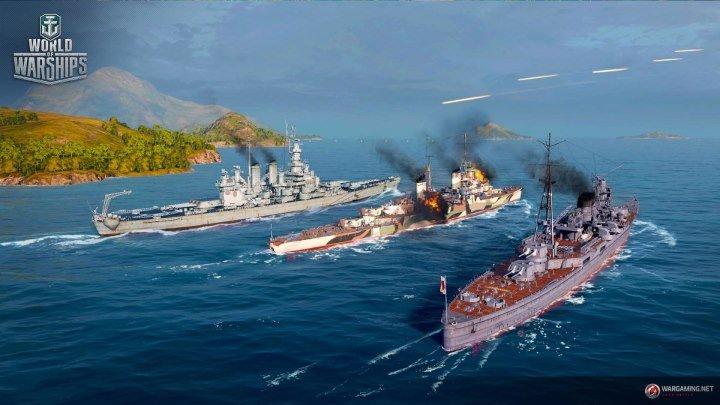 World of Warships - Лучшая игра 2017 года. Регистрируйся!