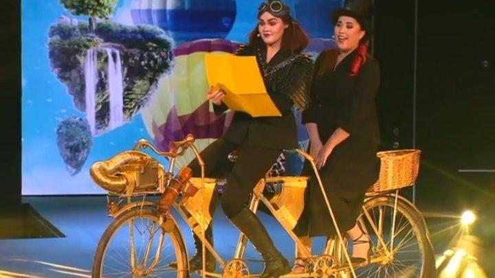 Большая опера 2017 - 5 сезон - 4 выпуск