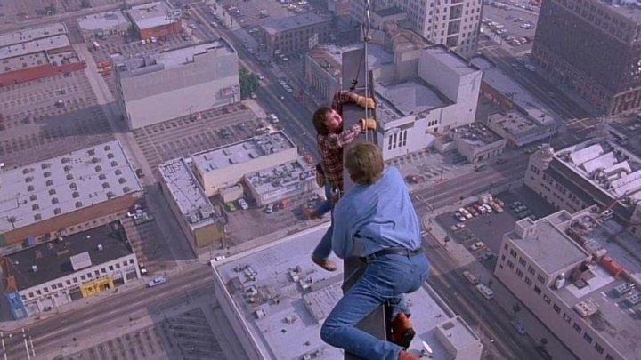 Видение (США 1984 HD) Ужасы, Фантастика, Триллер, Приключения